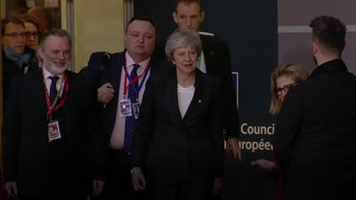 Theresa May confirms she will not lead Tories into 2022 election