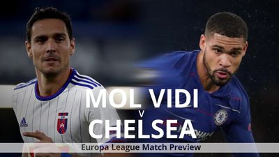 Europa League preview: MOL Vidi v Chelsea