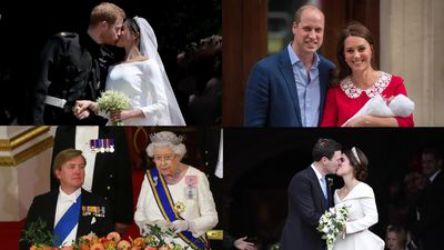2018 highlights: The Royal Family