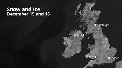 Weather warnings in place for large parts of UK