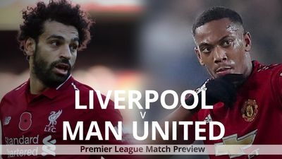 Liverpool v Man United: Premier League preview