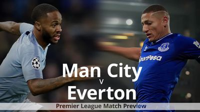 Manchester City v Everton: Premier League match preview