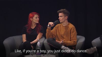 Joe Sugg: I have loved inspiring young men to dance through Strictly