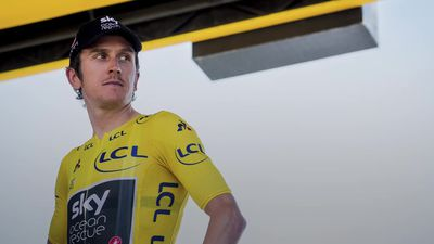 Geraint Thomas in numbers