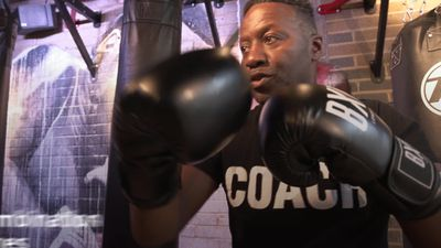 Five exercises for Boxing Day boxercise