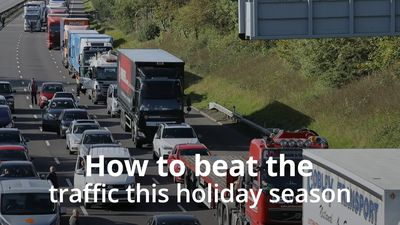 How to beat the traffic this holiday season
