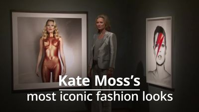 Kate Moss's most iconic fashion looks