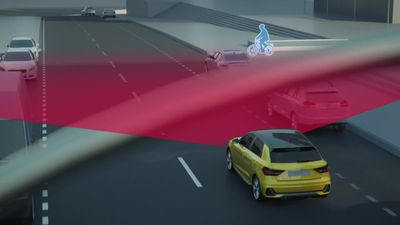 What is autonomous emergency braking?