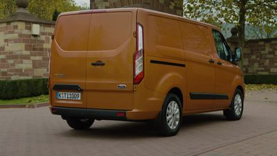 The best panel vans for less than GBP10,000