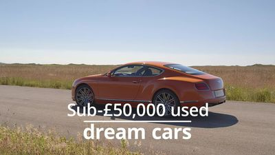 The best sub-GBP50,000 used dream cars