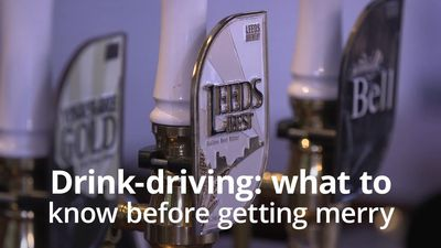 Drink-driving: what to know before getting merry