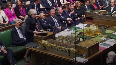 Theresa May makes her final plea to MPs before the Brexit deal vote