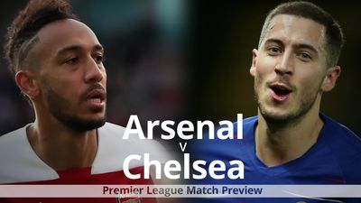 Premier League preview: Arsenal v Chelsea