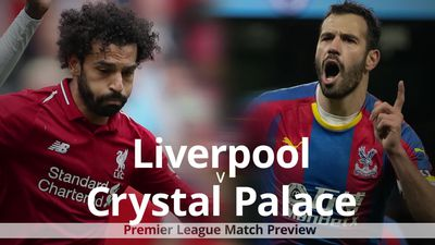 Premier League preview: Liverpool v Crystal Palace