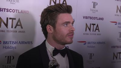 NTAs 2019: Richard Madden dodges obvious questions about James Bond rumours