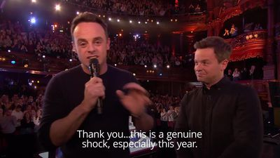 NTA 2019 winners: Ant and Dec win again while Piers Morgan misses out