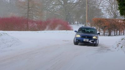 How to tackle the winter in your car