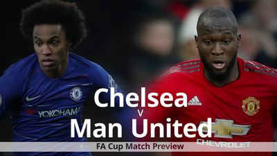 Chelsea v Man United: FA Cup match preview