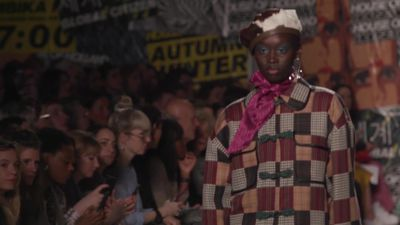 London Fashion Week 2019: House of Holland catwalk