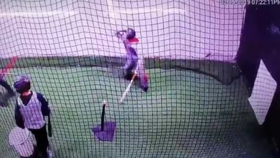 Insane tee-ball shot leaves 11-year-old amazed