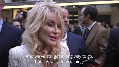 Dolly Parton: Me Too means now is perfect time for 9 to 5 show