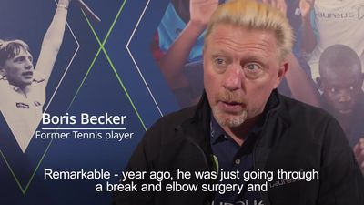 Boris Becker surprised by Djokovic's return to dominance