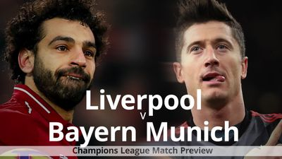 Liverpool v Bayern Munich Champions League match preview