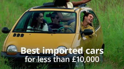 The best imported cars to buy for less than GBP10,000