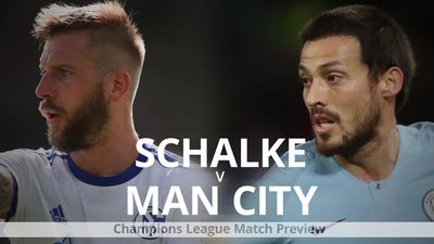 Champions League match preview: Schalke v Man City