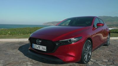 A look at the fourth-generation Mazda3