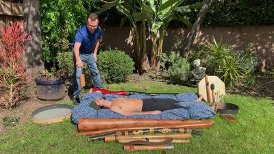 Former Jehovah's Witness finds true calling as digeridoo healer