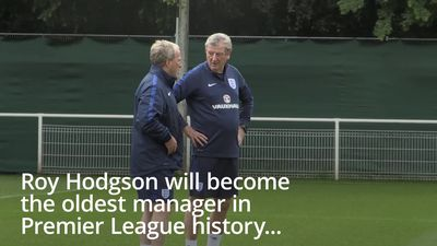 Old head Hodgson to break Premier League record
