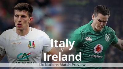 Italy v Ireland: Six Nations match preview