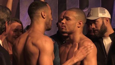 James DeGale v Chris Eubank Jr: Tale of the Tape
