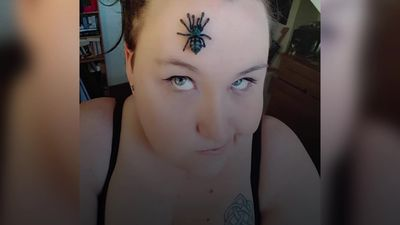 Woman turns house into haven for tarantulas
