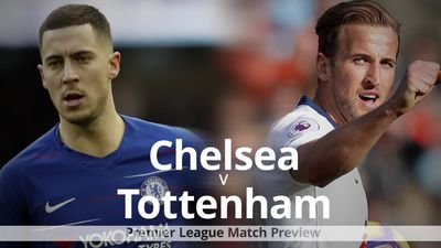 Chelsea v Tottenham: Premier League match preview