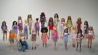 Barbie celebrates her 60th anniversary