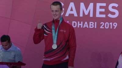 Special Olympics GB judo athlete wins silver medal after being told he may never walk unassisted