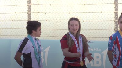 Meet GB's Kiera Byland, the Chris Hoy of the Special Olympics movement
