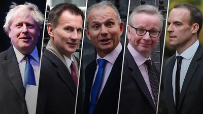 If Theresa May quits, who could be the next Tory leader?
