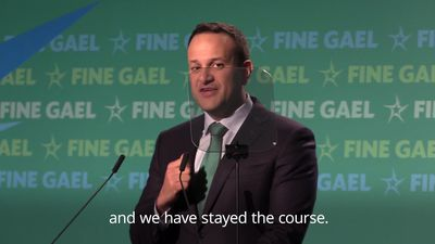 Taoiseach Leo Varadkar says Brexit has taught him about leadership
