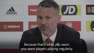 Giggs lauds match-winner James as Wales make 'perfect' start to qualifying