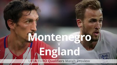 Montenegro v England match preview