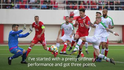 Ireland: Mick McCarthy putting points over performance