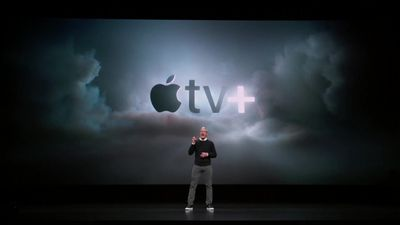 Apple unveils TV streaming service to compete with Netflix