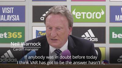 Warnock says it's 'soul-destroying' after controversial loss against Chelsea