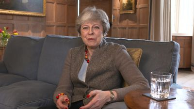 Theresa May gives video update on Brexit
