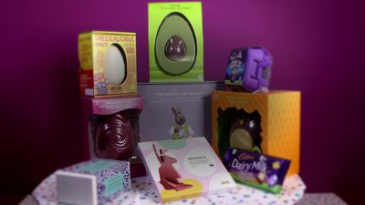 Easter: Some of the quirkiest eggs available this year