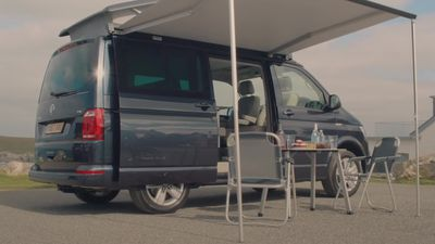 The best vans for camper conversions