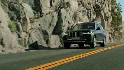 A look at the new BMW X7